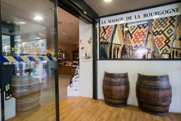 La maison de la bourgogne boutique de produits r gionaux - Maison de la chine boutique ...